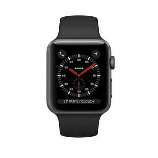WTS : BNIB Apple watch series 3 GPS