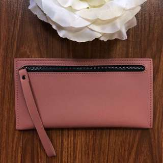 Rose Pink Pouch