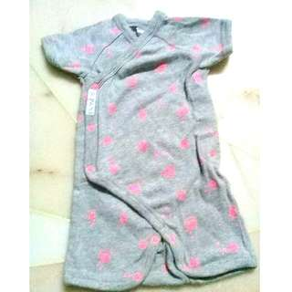 000 Bonds Wondersuit (button) Sea Shell patern