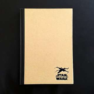 [INSTOCK] STAR WARS NOTE BOOK