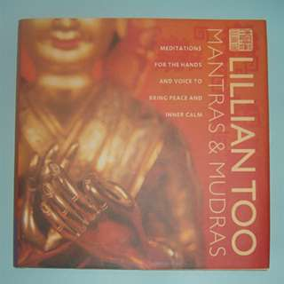 Lillian Too Mantras and Mudras book Buddha Buddhism