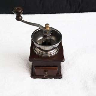 Vintage-Style Coffee Grinder