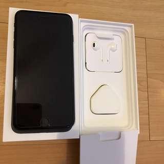 Iphone 7 Plus Matte Black 128gb