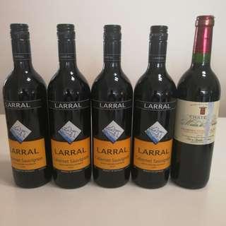 2007 Red Wine