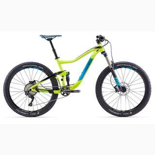Giant Trance 2 2017 S New (almost)