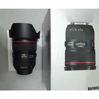 Canon 24-70mm F2.8 II USM (公)