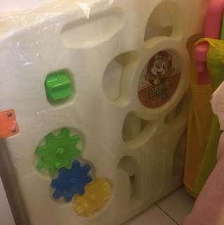 嬰幼兒安全圍欄