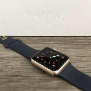 ❗️BIRTHDAY SALE ❗️Apple Watch Gold 42mm Series 1