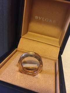 BVLGARI Rose gold size 49 18k