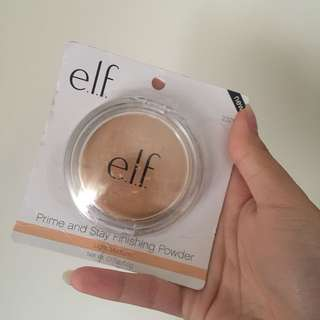 ELF FINISHING POWDER