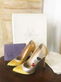 Authentic Charlotte Olympia Shoes