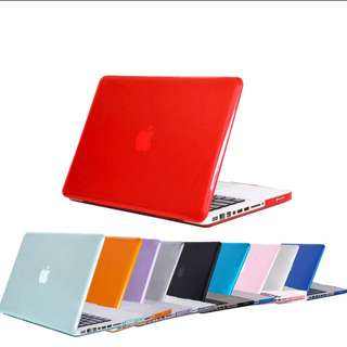 MacBook Plastic Hard Casing Cover