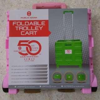SUPER DEAL WEEK!!! Foldable Trolley Cart