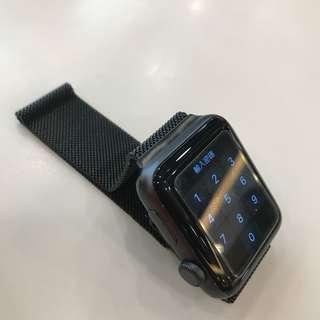 Apple Watch 42mm series 2 有保養至8月