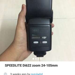 Speedlight Di622 zoom 24-150mm