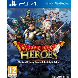 Dragon Quest Heroes: The World Tree's Woe and the Blight Below (R3) *Premium