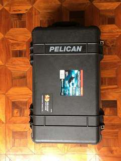Pelican 1510 with Divider bnew