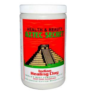 [INSTOCK] Authentic Aztec Secret Indian Healing Clay 2lbs Biggest Tub (Face Mask)