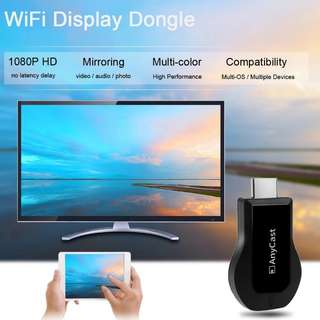 MiraScreen OTA TV Stick Smart TV HDMI Dongle Wireless Receiver DLNA Airplay Miracast oneanycasting PK Chromecast 2 for phone TV