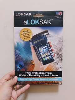 LOKSAK Waterproof Bag/Ziplock