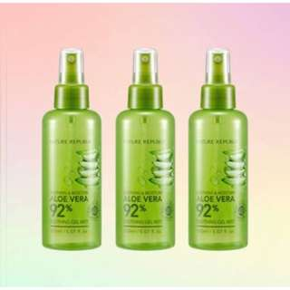 Nature Republic Aloe Vera 92% Soothing Gel Mist