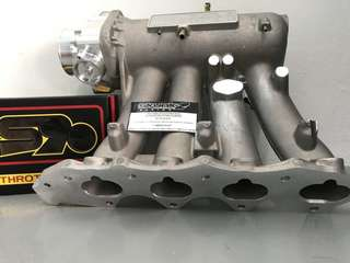 Original Skunk2 intake manifold & S90 Throttle body