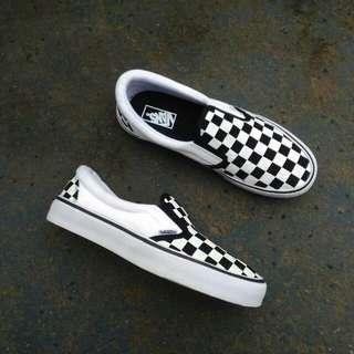 Sepatu vans chekiboard sz 39_43
