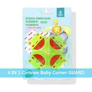 4 in 1 baby corners Guard