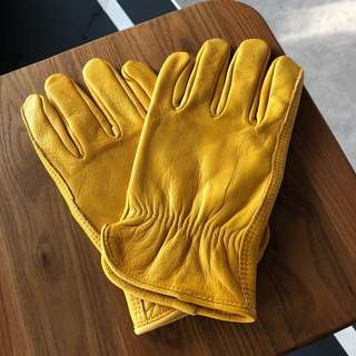 Riding Gloves Leather Hand Made