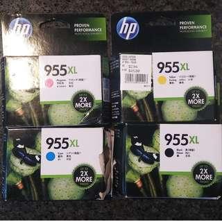 HP 955 XL Printer Ink *LIMITED SUPPLY*