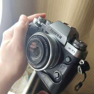 Fujifilm X-T1 Graphite Silver (Body)