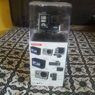 Action cam s box