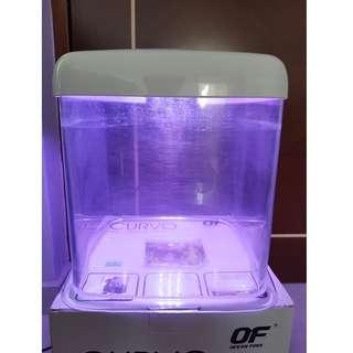 Cube Fish Tank (12L)