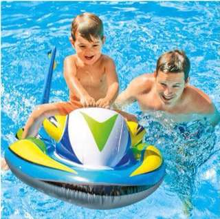 Intex Inflatable Motor Boat Jet Ski