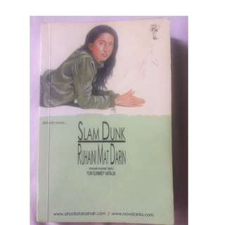 Novel Melayu Slam Dunk Ahadiat Akashah