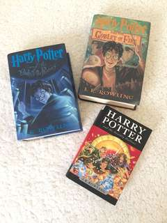 Sale! Harry Potter Books