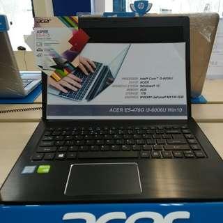 Kredit laptop acer free 1x angsuran