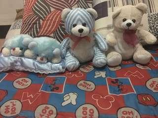 Stuffed toys bundle #1