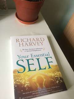 Your Essential Self book by Richard Harvey