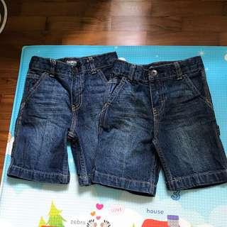 Oshkosh denim shorts