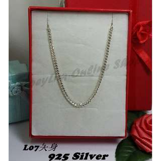 Genuine SILVER 925 Necklace