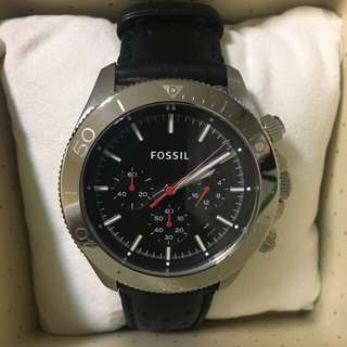 Fossil 男錶