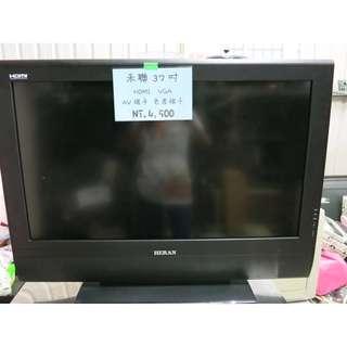 禾聯37吋 二手家電 中古家電 二手電視 中古電視