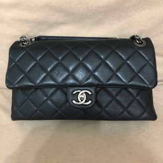 Price Reduced-Chanel Calfskin Quilted Flap