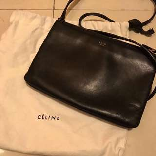 Celine trio (dark blue)