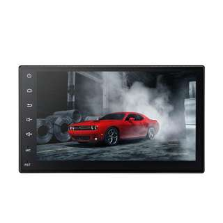 Universal 2 Din Car Stereo Player - 7 Inch Touch Screen, GPS, WIFI, Bluetooth, Android OS (CVAIY-C629)