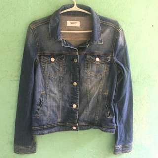 Mango denim jacket (small)