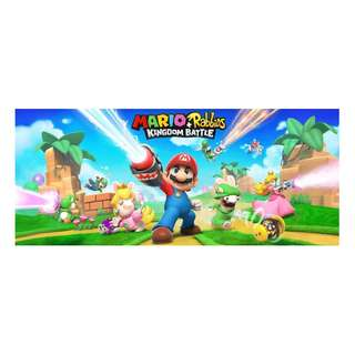 NSW MARIO + RABBIDS KINGDOM BATTLE COLLECTOR'S EDT
