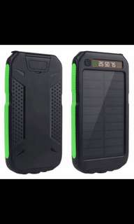 Brand New 30000mAh Waterproof Solar Powerbank / Power Bank / Portable Charger
