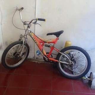 Sepeda Seport Mini
